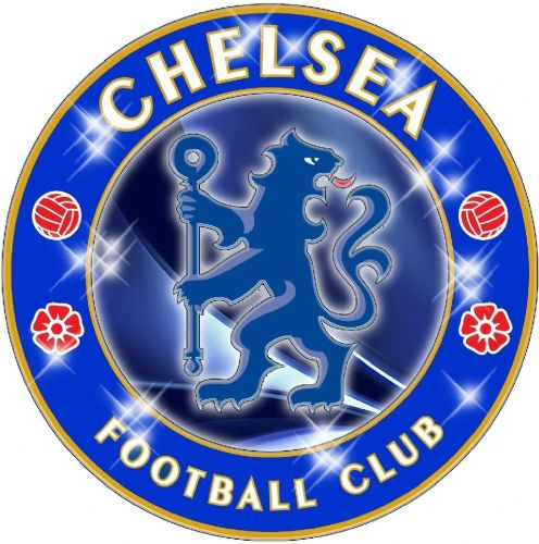 CHELSEA FC Wheelchair Spoke Guard Sticker Skins